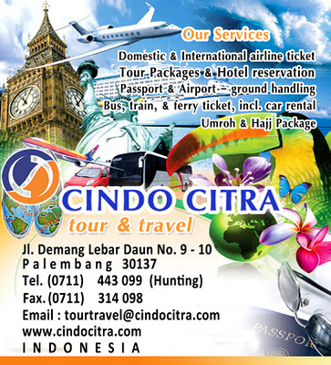 Cindo Citra Tour and Travel