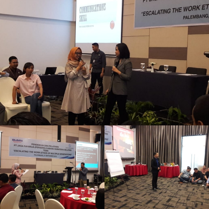 In House Training PT Jasa Raharja (Persero) Cabang Sumsel