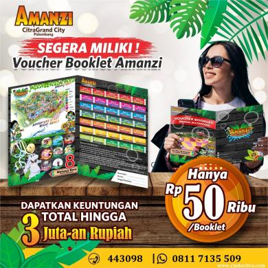 PROMO AMANZI WATERPARK